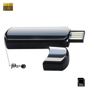 Microcamera Video Spion Mascata in Stick USB de Memorie, Rezolutie Video 1920x1080p